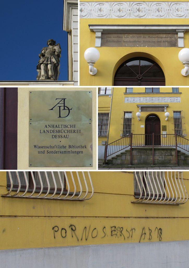 Anhaltische Landesbücherei Dessau